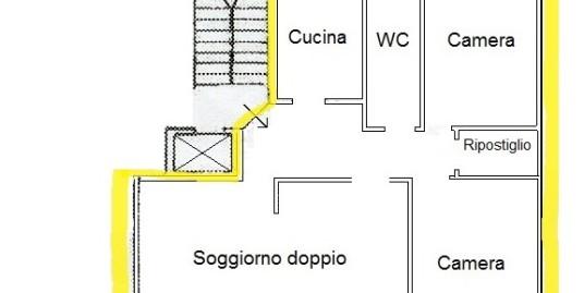 4 Locali in Viale Caterina da Forlì